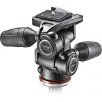 Manfrotto 190X Tripod with 804 3-Way Head 0