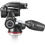 Manfrotto 190X Tripod with 804 3-Way Head 2